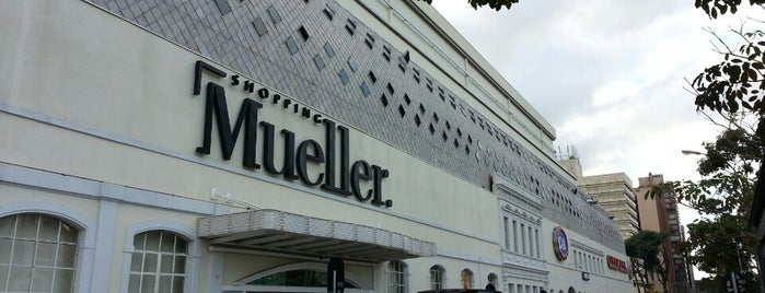 Shopping Mueller is one of Malls & Shopping Centers.