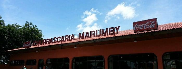 Churrascaria Marumbi is one of Henrique 님이 좋아한 장소.