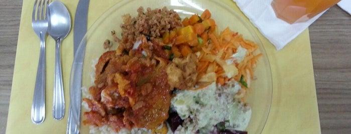 Restaurante Viva Mais is one of CWB - No Meat Mondays.