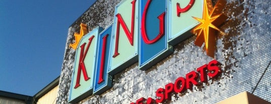 Kings Dining & Entertainment is one of Restaurants.
