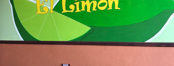 El Limon is one of TACOS.