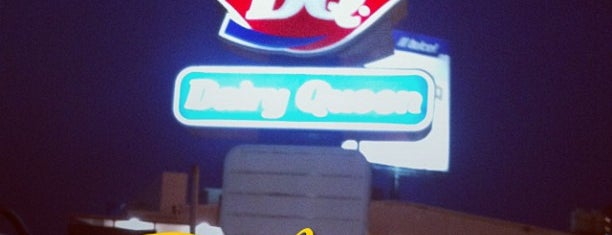 Dairy Queen is one of Restaurantes.