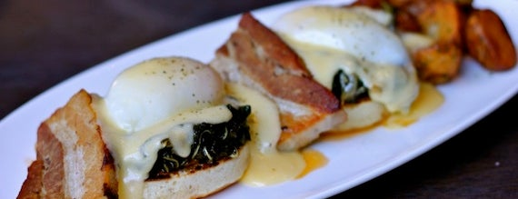 Ella's is one of 10 Best Eggs Benedicts in SF.