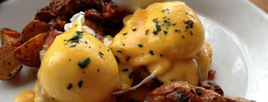Aracely is one of 10 Best Eggs Benedicts in SF.