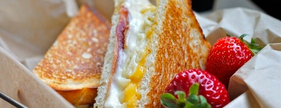 The American Grilled Cheese Kitchen is one of 10 Best Mac n Cheeses in the Bay Area.