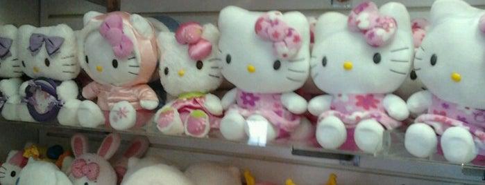 Sanrio Outlet Store is one of AmberChella 님이 좋아한 장소.
