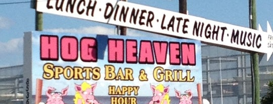 Hog Heaven is one of Florida Keys.