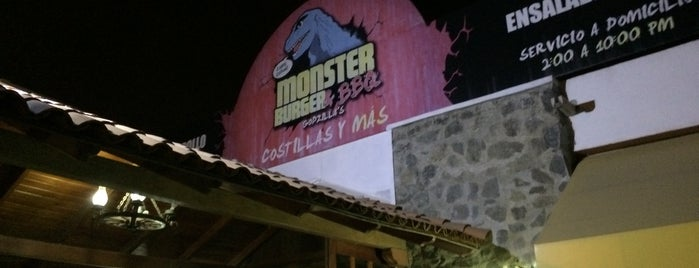 Monster Burger is one of Joseさんのお気に入りスポット.