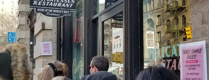 Carnegie Deli is one of New: NYC 🆕.