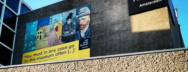 Musée Van Gogh is one of Musea Amsterdam.