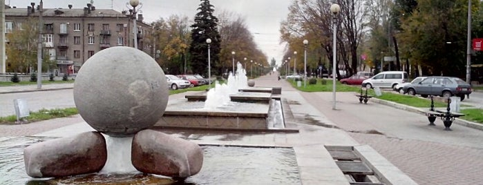 Бульвар Шевченка is one of Posti salvati di Askenald Field.