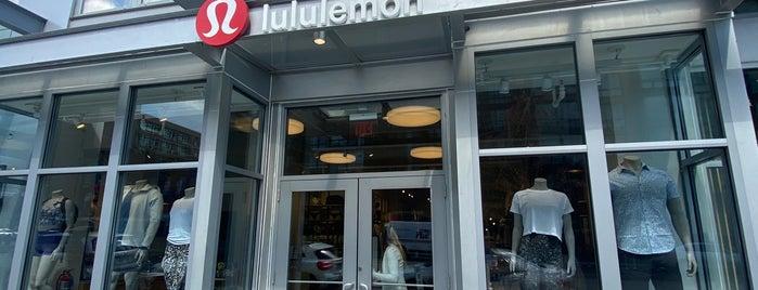 lululemon is one of Washington.