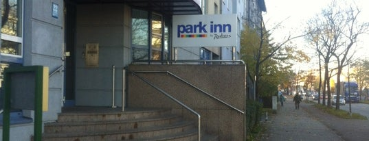 Park Inn by Radisson München Frankfurter Ring is one of Joaoさんのお気に入りスポット.