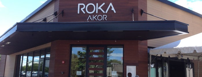 Roka Akor is one of Lugares favoritos de Melissa.