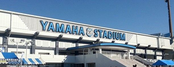 Yamaha Stadium is one of サッカー.