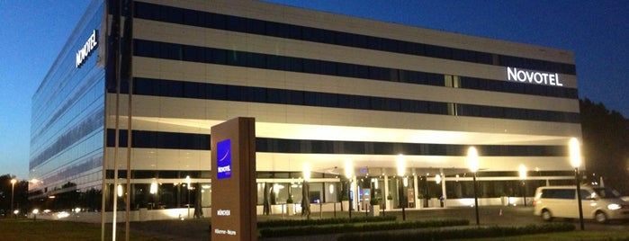 Novotel Munich Airport is one of Posti che sono piaciuti a Friedrich.