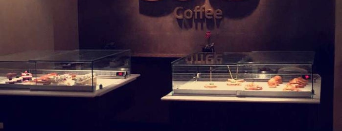 Solo Coffee is one of Jeddah.