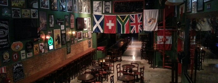 Underground Sports Pub is one of Fabi.