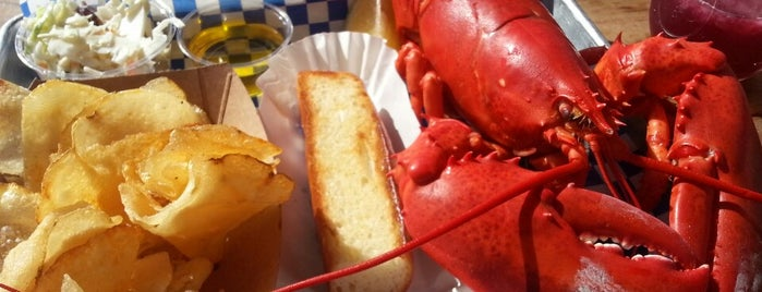New England Lobster Market & Eatery is one of City: San Fracisco, CA.
