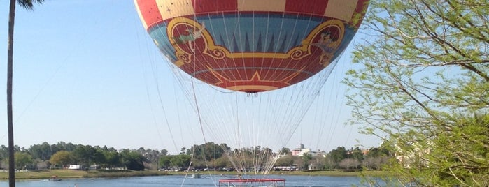 Aerophile: The World Leader in Balloon Flight is one of WDW Tips From a Local Passholder!.