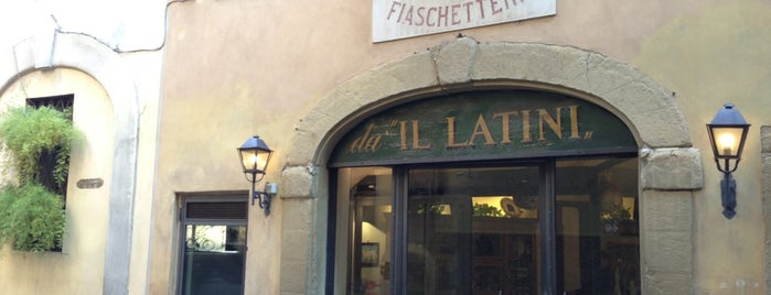 Il Latini is one of Italy.