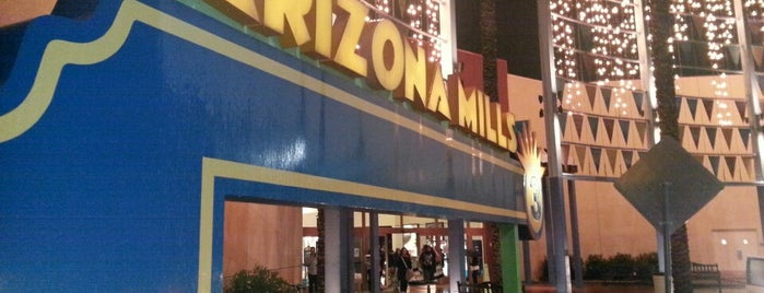 Arizona Mills is one of Where to Shop - Scottsdale.
