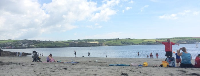 Dock Beach is one of Kinsale.