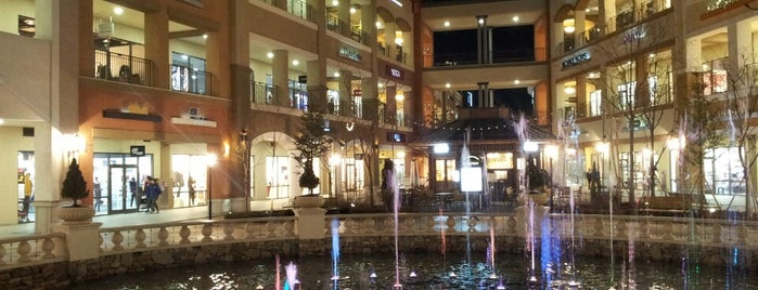 Paju Premium Outlets is one of shopping centers.