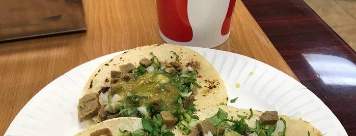 Tacos El Rancho is one of Posti che sono piaciuti a Jason.