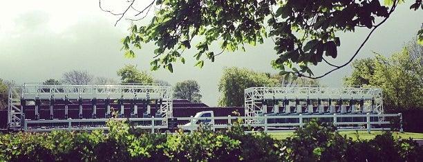 The Racecourse Centre is one of Locais curtidos por Megan.