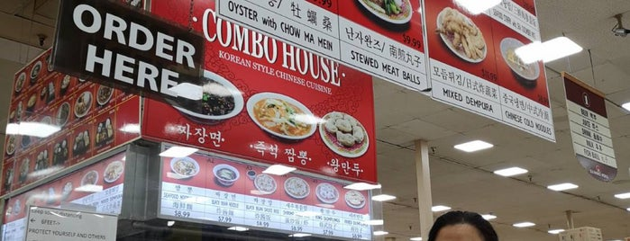 Combo House is one of La-La Land.