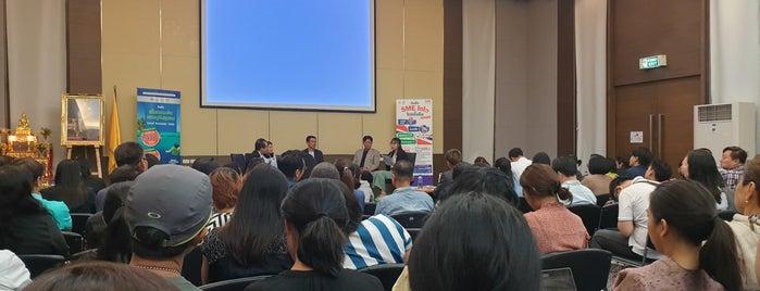 ธนาคารพัฒนาวิสาหกิจขนาดกลางและขนาดย่อมแห่งประเทศไทย (SME Bank) is one of สถานที่ที่ Vee ถูกใจ.