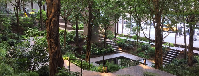 Ford Foundation Garden is one of Sara 님이 좋아한 장소.