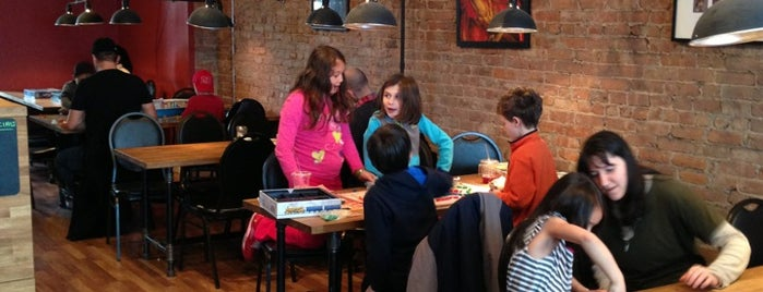 The Brooklyn Strategist is one of Board Game Cafes.