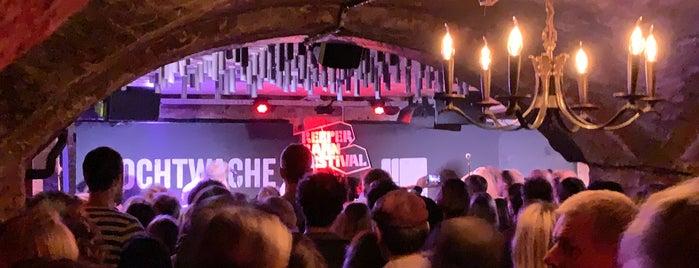 Nochtspeicher is one of Ausgehen in Hamburg.