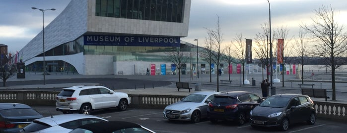 Museum of Liverpool is one of Liverpool.