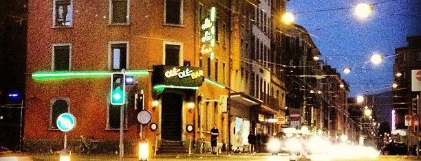 Olé Olé Bar is one of Zurich.