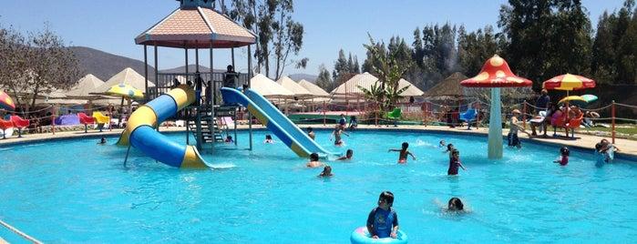 Parque Acuatico Curunina is one of Luis 님이 저장한 장소.