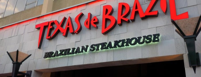 Texas de Brazil - Fort Lauderdale is one of Bruna 님이 저장한 장소.