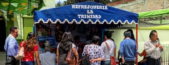 Refresqueria La Trinidad is one of Zazil 님이 좋아한 장소.