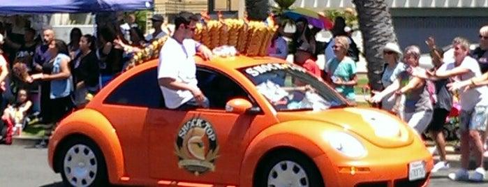 2013 Pride Parade is one of Locais curtidos por Johnnie.