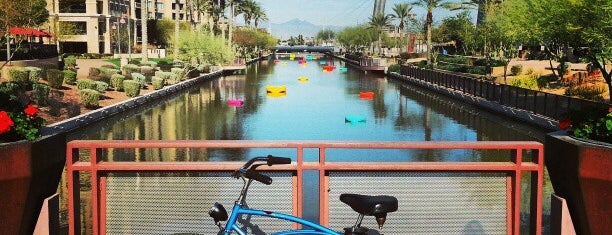 Scottsdale Waterfront is one of Phoenix, AZ.