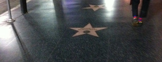 Hollywood Boulevard is one of LA.