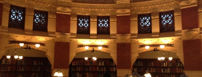 Fisher Fine Arts Library is one of VisitPhilly.