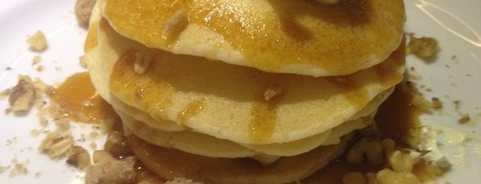 Pancake House is one of Lieux sauvegardés par iSA 💃🏻.