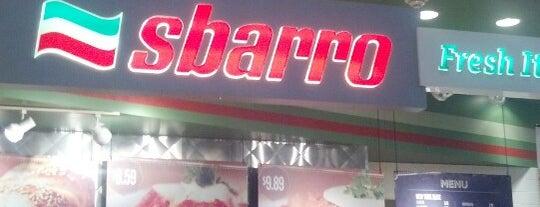 Sbarro is one of สถานที่ที่ Alan ถูกใจ.