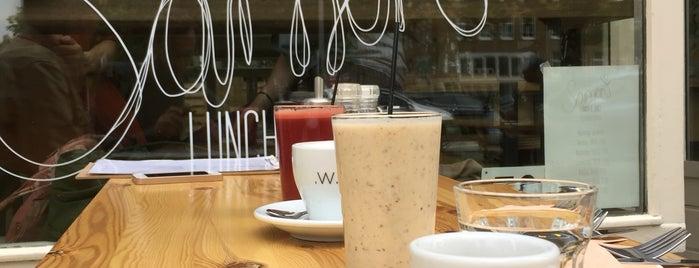 Samen - Lunch & Juice is one of Amsterdam.