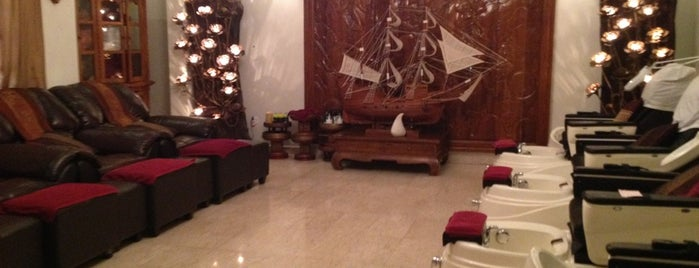 Patong Spa is one of Bahrain.