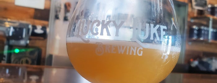 Lucky Luke Brewing Company is one of Los Angeles.