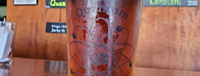 Quantum Brewing is one of San Diego.
